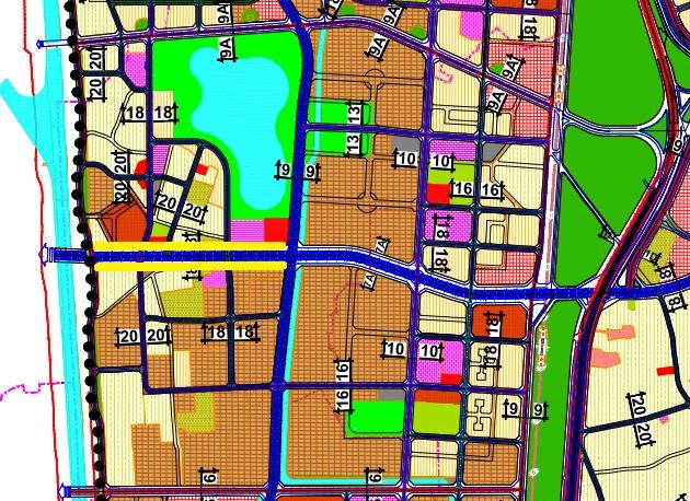Đường sẽ mở ở phường Đức Thắng, Bắc Từ Liêm, Hà Nội - Ảnh 1.