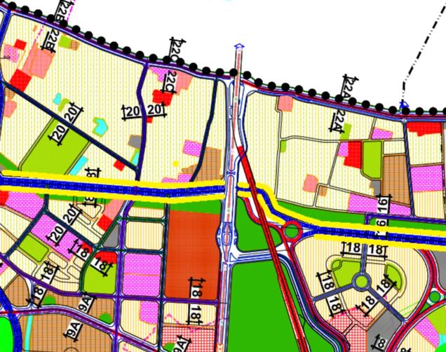 Đường sẽ mở ở phường Đông Ngạc, Bắc Từ Liêm, Hà Nội - Ảnh 1.