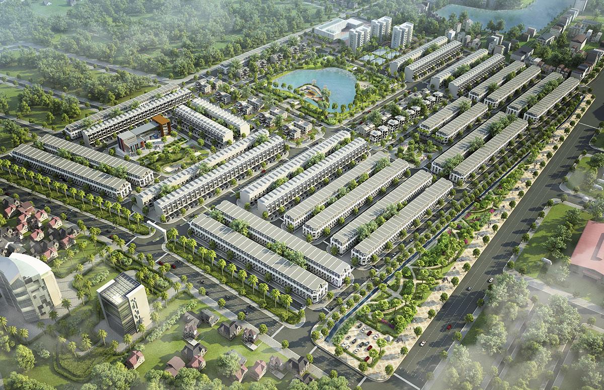 Bắc Giang: 27/56 dự án khu đô thị, khu dân cư đủ điều kiện chuyển nhượng - Ảnh 1.