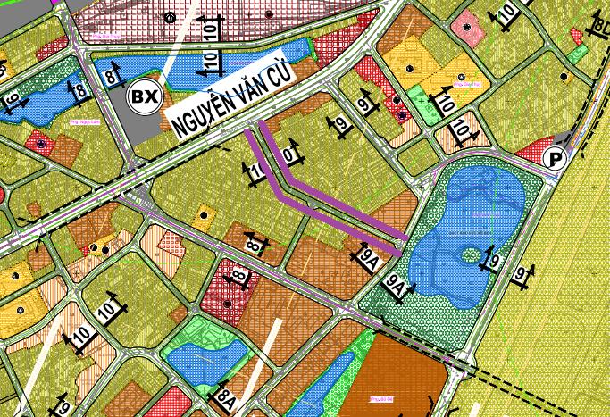 Đường sẽ mở ở phường Gia Thụy, Long Biên, Hà Nội - Ảnh 1.