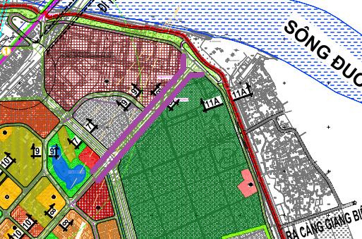 Đường sẽ mở ở phường Giang Biên, Long Biên, Hà Nội - Ảnh 1.
