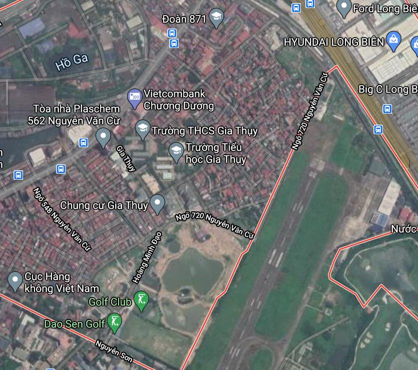 Đất dính quy hoạch ở phường Gia Thụy, Long Biên, Hà Nội - Ảnh 2.