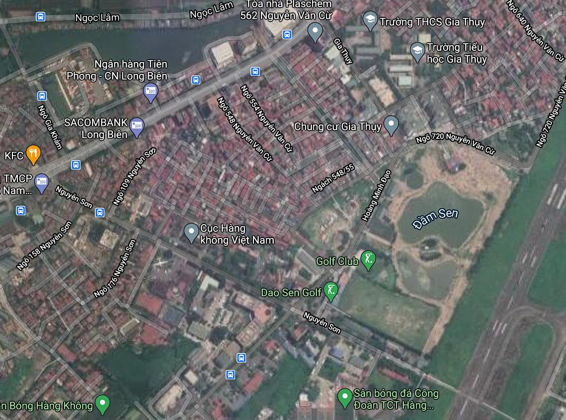 Đường sẽ mở ở phường Gia Thụy, Long Biên, Hà Nội - Ảnh 2.