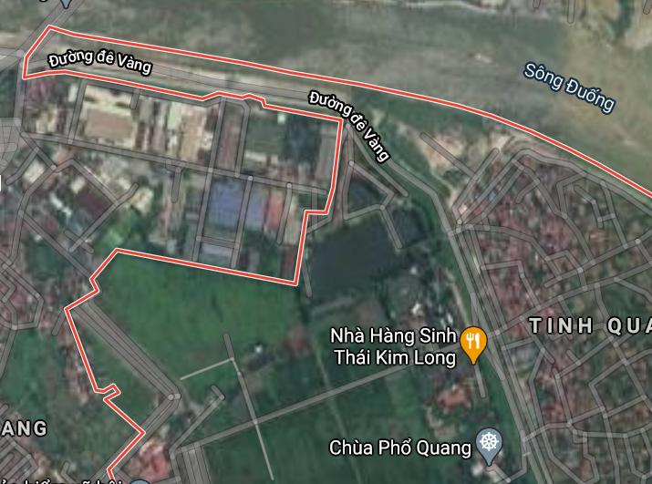 Đường sẽ mở ở phường Giang Biên, Long Biên, Hà Nội - Ảnh 2.
