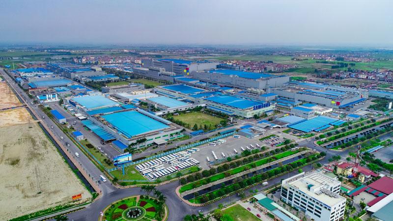 Bắc Ninh sắp có 4 khu công nghiệp rộng hơn 1.000 ha - Ảnh 1.