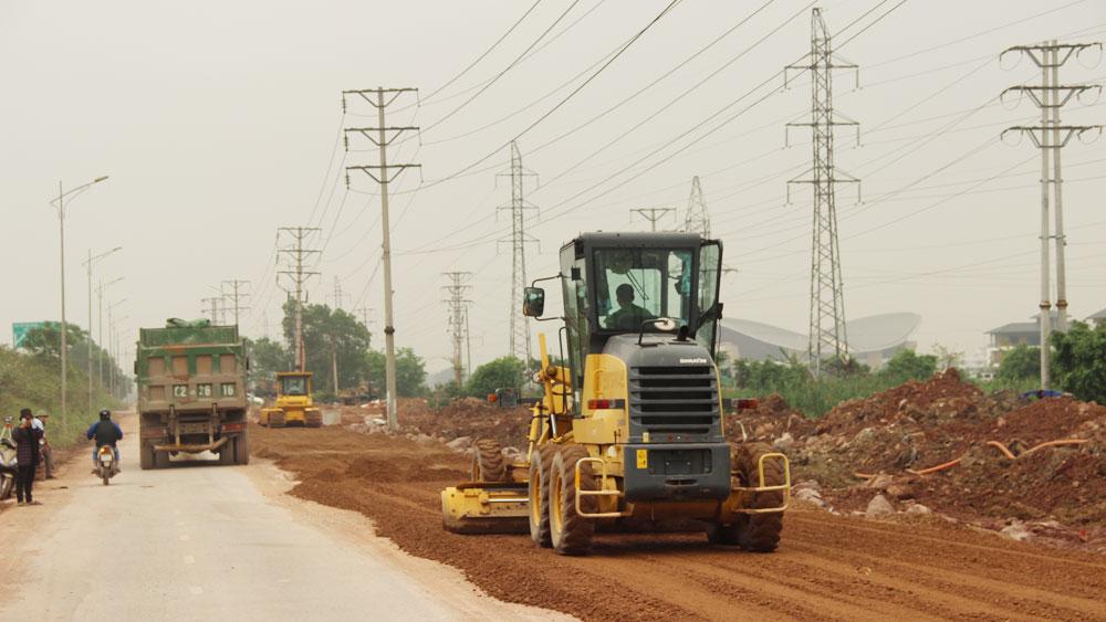 Bắc Giang triển khai loạt dự án giao thông trọng điểm - Ảnh 1.