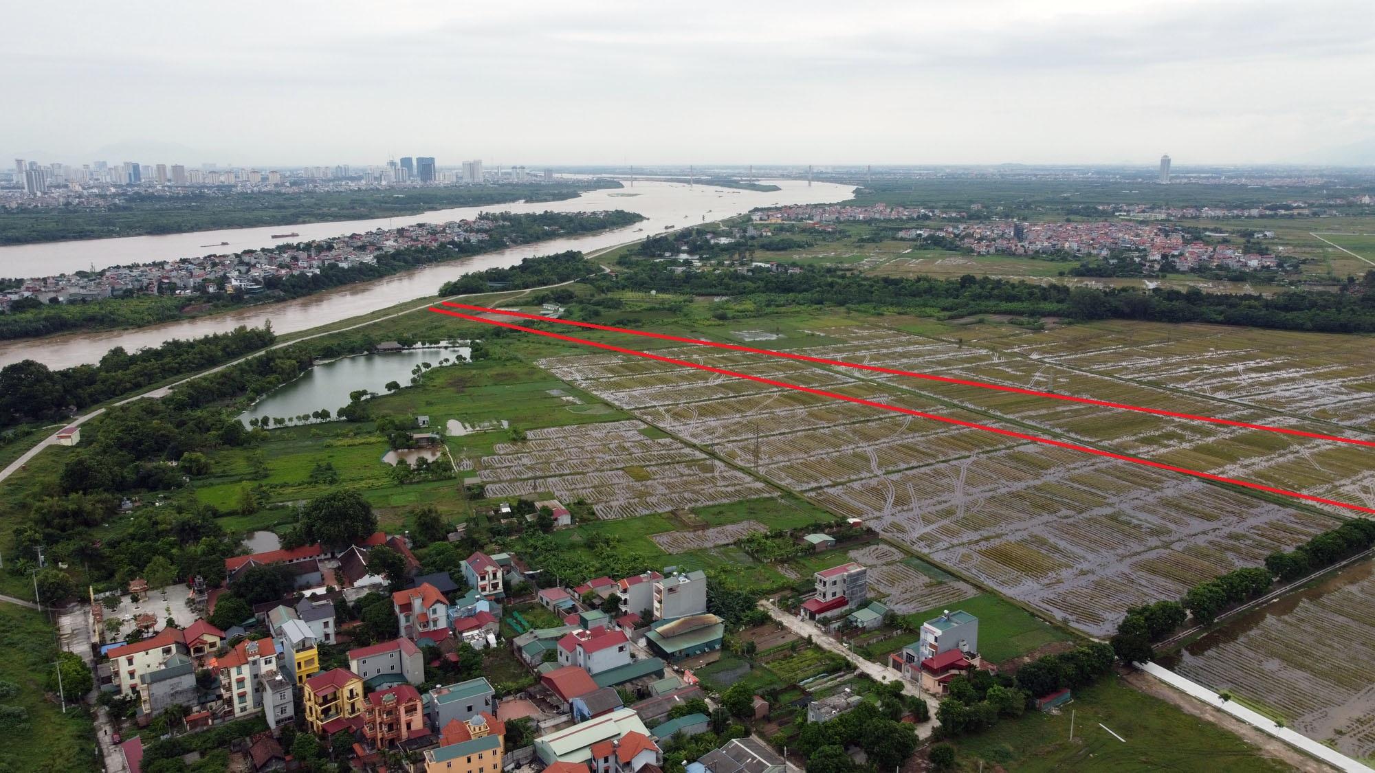 Kế hoạch sử dụng đất xã Đông Hội, Đông Anh, Hà Nội năm 2021 - Ảnh 1.