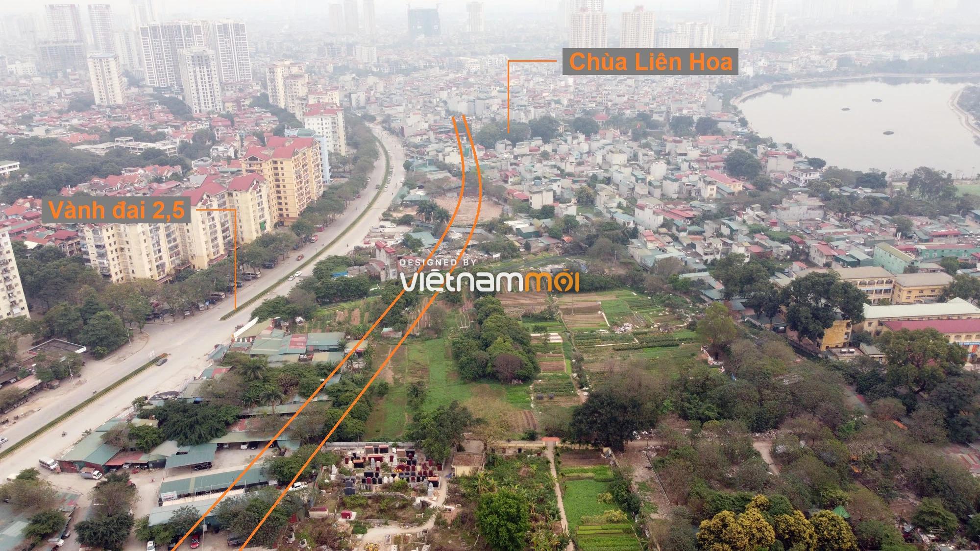 Đường sẽ mở theo quy hoạch ở phường Định Công, Hoàng Mai, Hà Nội (phần 4) - Ảnh 4.