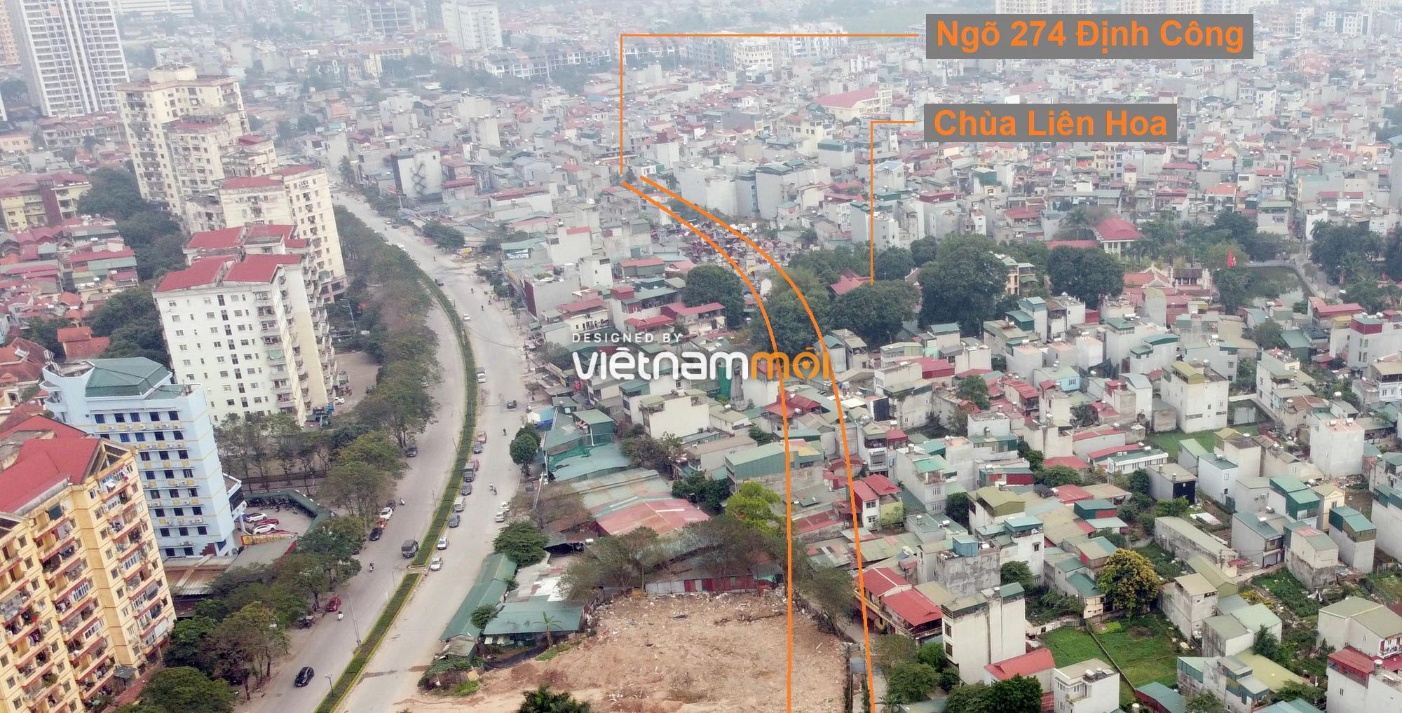 Đường sẽ mở theo quy hoạch ở phường Định Công, Hoàng Mai, Hà Nội (phần 4) - Ảnh 5.