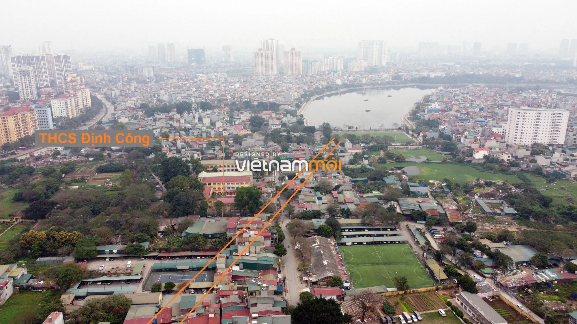 Đường sẽ mở theo quy hoạch ở phường Định Công, Hoàng Mai, Hà Nội (phần 4) - Ảnh 8.