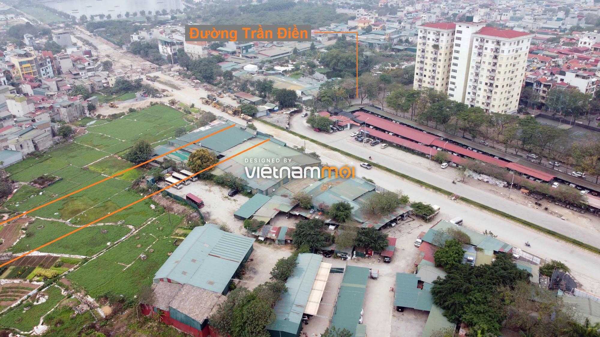 Đường sẽ mở theo quy hoạch ở phường Định Công, Hoàng Mai, Hà Nội (phần 4) - Ảnh 11.
