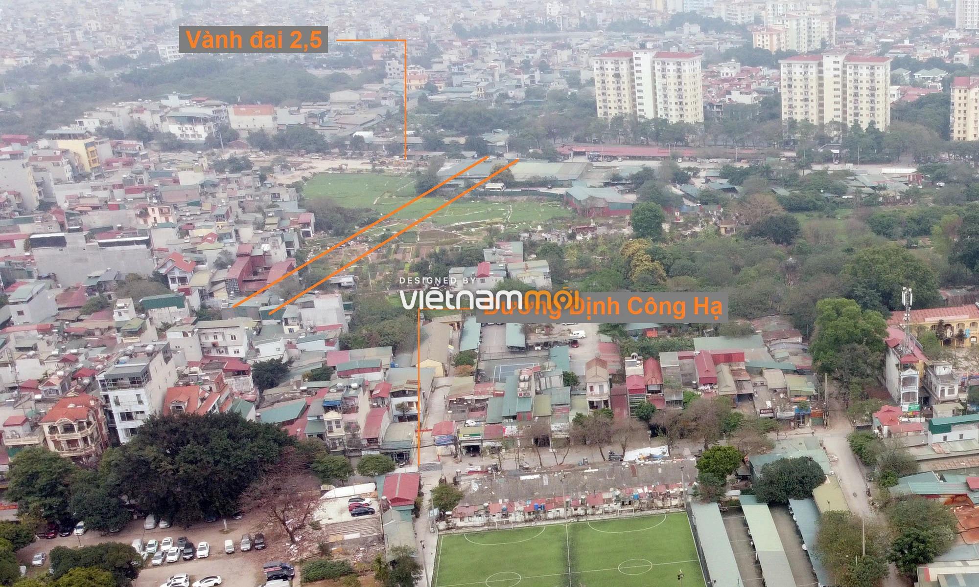 Đường sẽ mở theo quy hoạch ở phường Định Công, Hoàng Mai, Hà Nội (phần 4) - Ảnh 12.