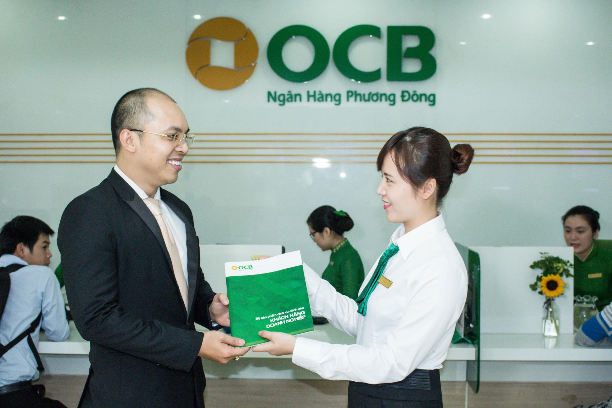 Lãi suất Ngân hàng Phương Đông (OCB) mới nhất tháng 4/2021 - Ảnh 1.