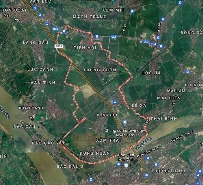 Kế hoạch sử dụng đất xã Đông Hội, Đông Anh, Hà Nội năm 2021 - Ảnh 2.
