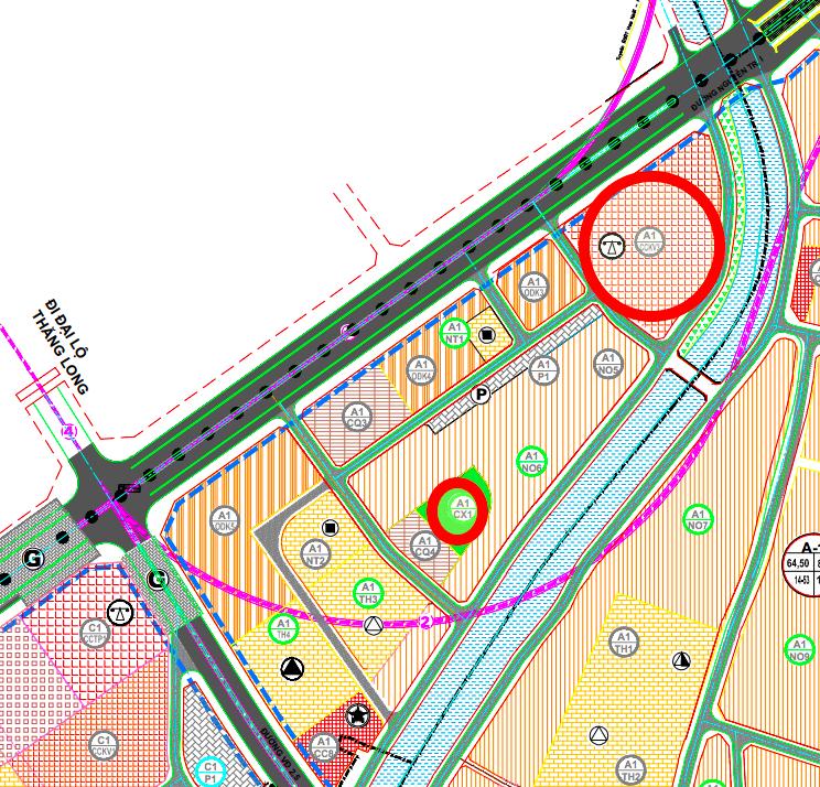Đất dính quy hoạch ở phường Thượng Đình, Thanh Xuân, Hà Nội - Ảnh 1.