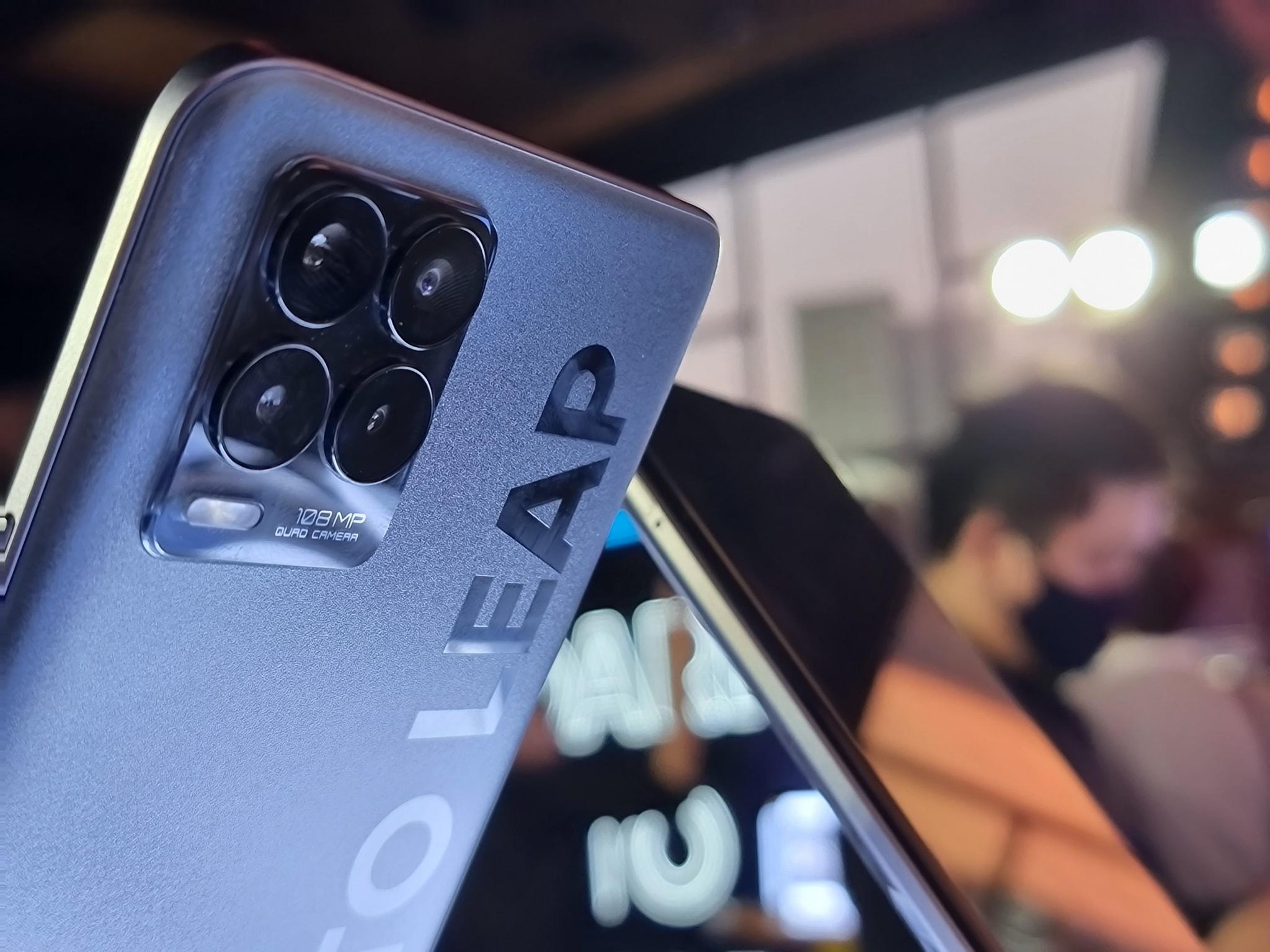 Thị trường điện thoại tháng 5 thêm tân binh mới, ghi điểm với camera 108MP - Ảnh 1.