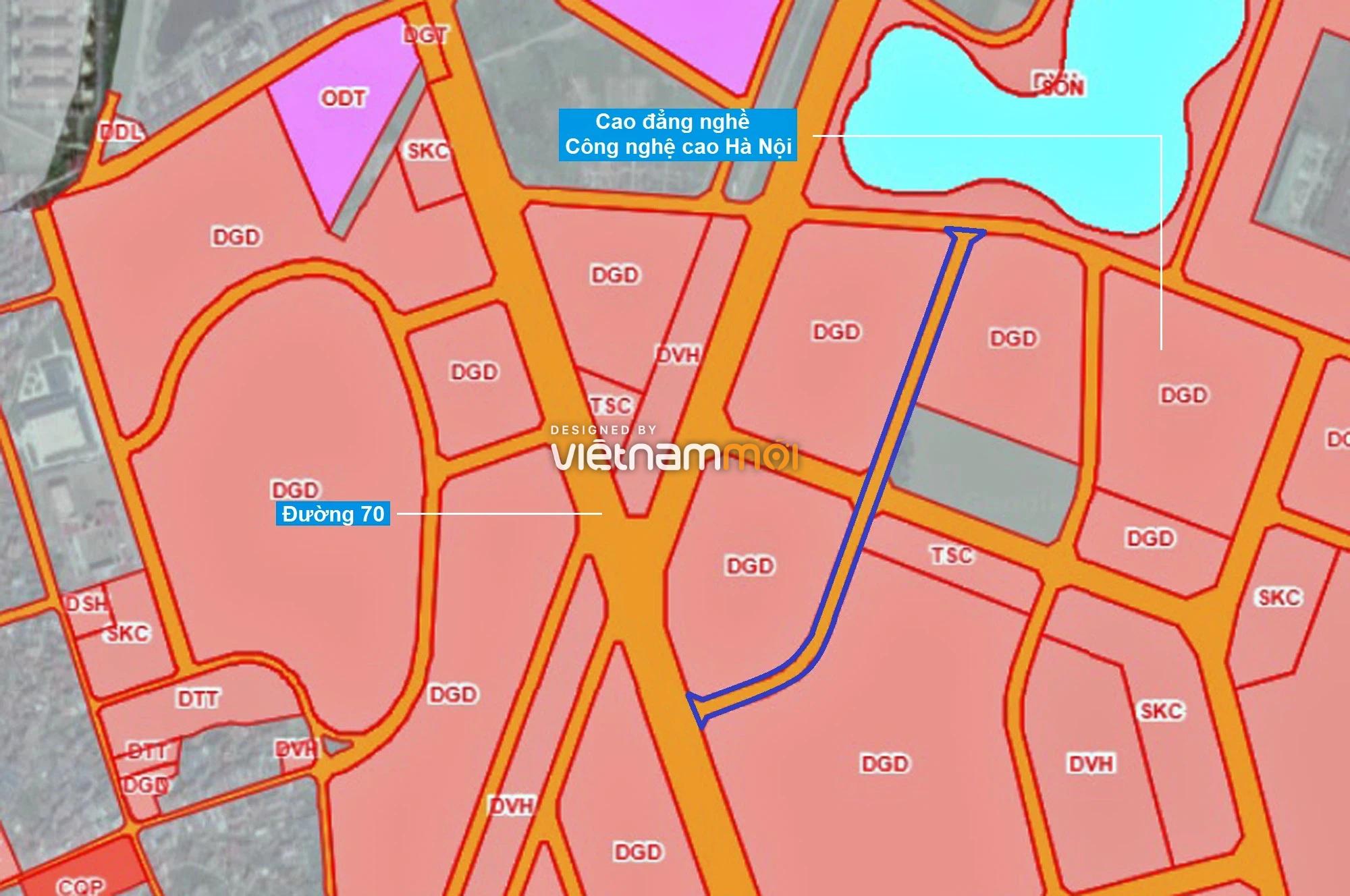 Những khu đất sắp thu hồi để mở đường ở phường Tây Mỗ, Nam Từ Liêm, Hà Nội (phần 3) - Ảnh 1.