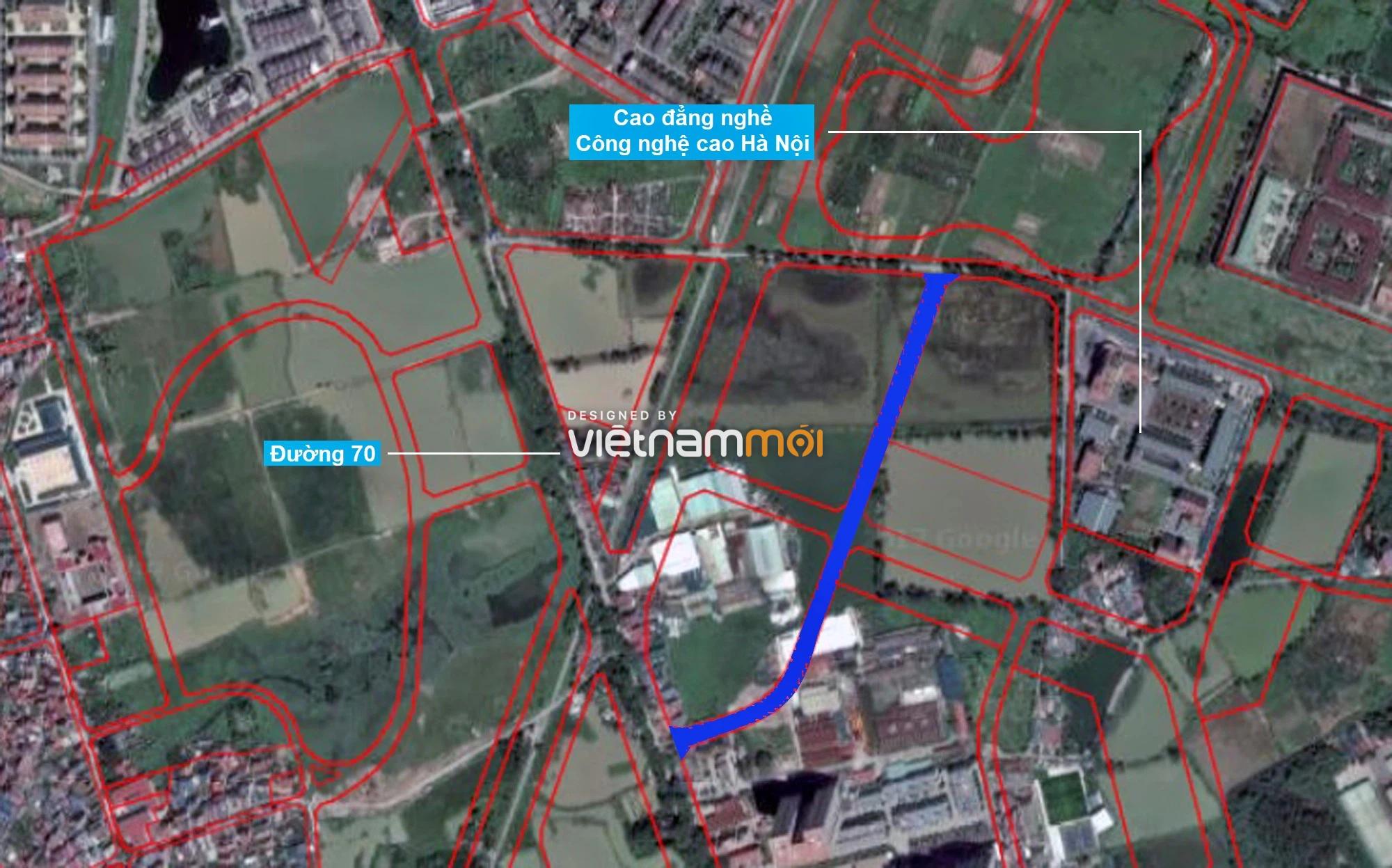 Những khu đất sắp thu hồi để mở đường ở phường Tây Mỗ, Nam Từ Liêm, Hà Nội (phần 3) - Ảnh 2.