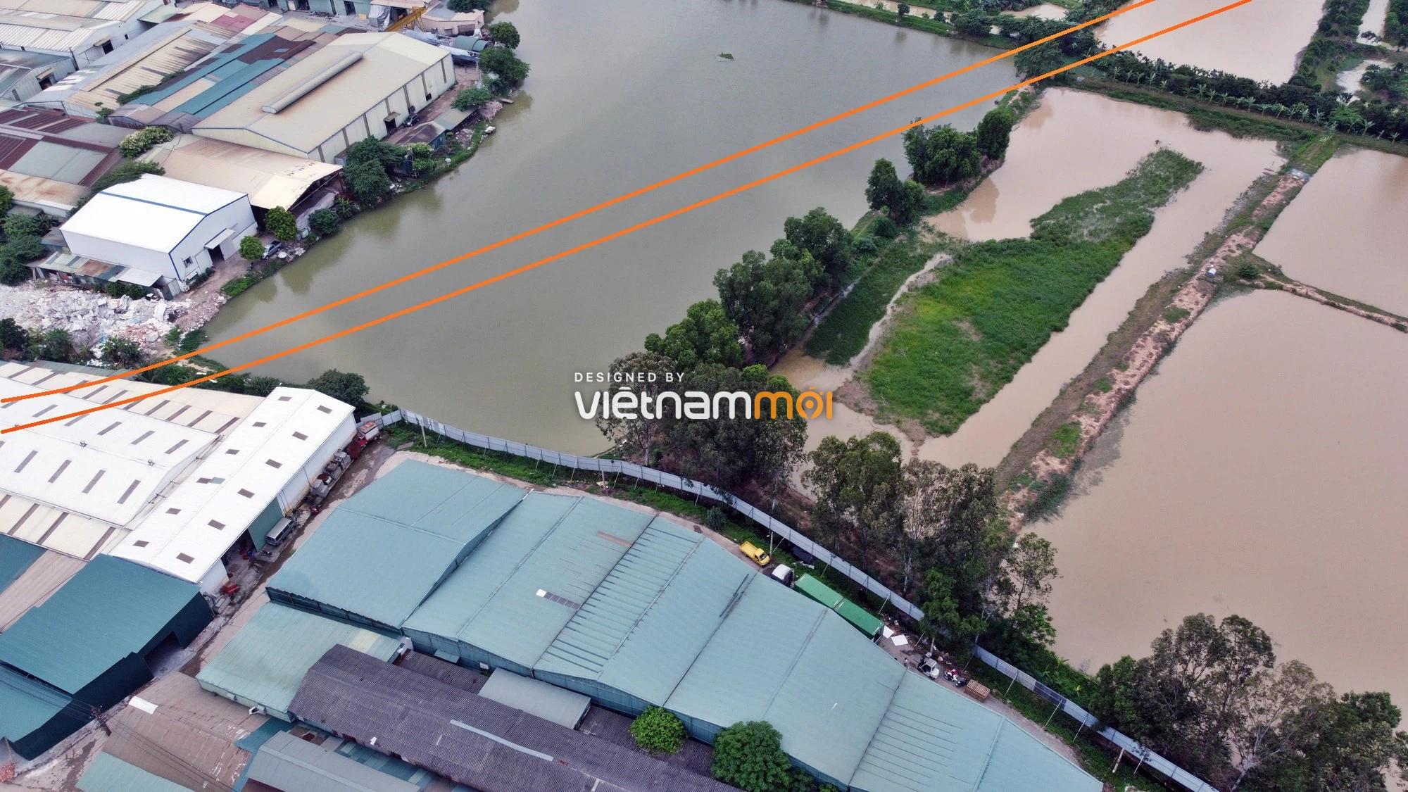 Những khu đất sắp thu hồi để mở đường ở phường Tây Mỗ, Nam Từ Liêm, Hà Nội (phần 3) - Ảnh 4.