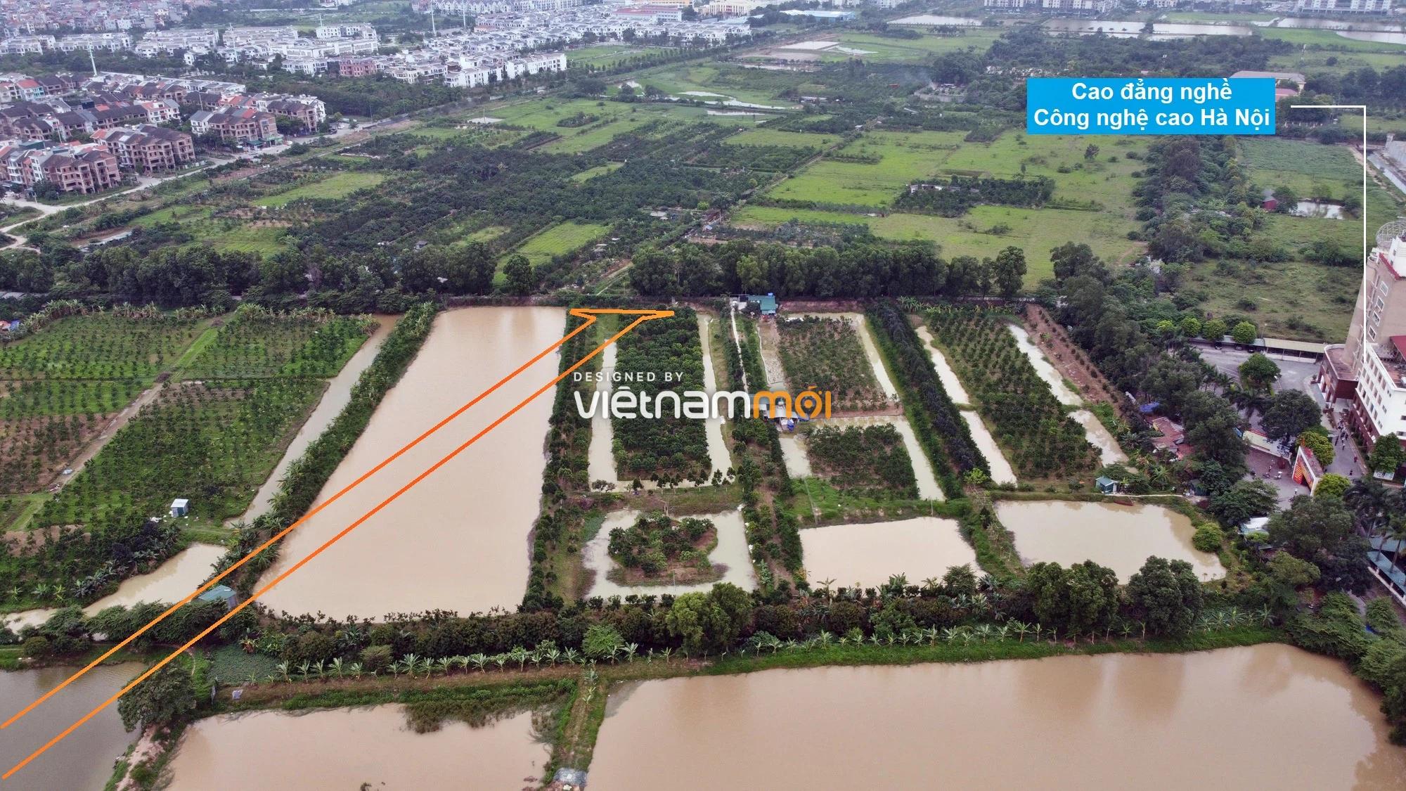 Những khu đất sắp thu hồi để mở đường ở phường Tây Mỗ, Nam Từ Liêm, Hà Nội (phần 3) - Ảnh 5.
