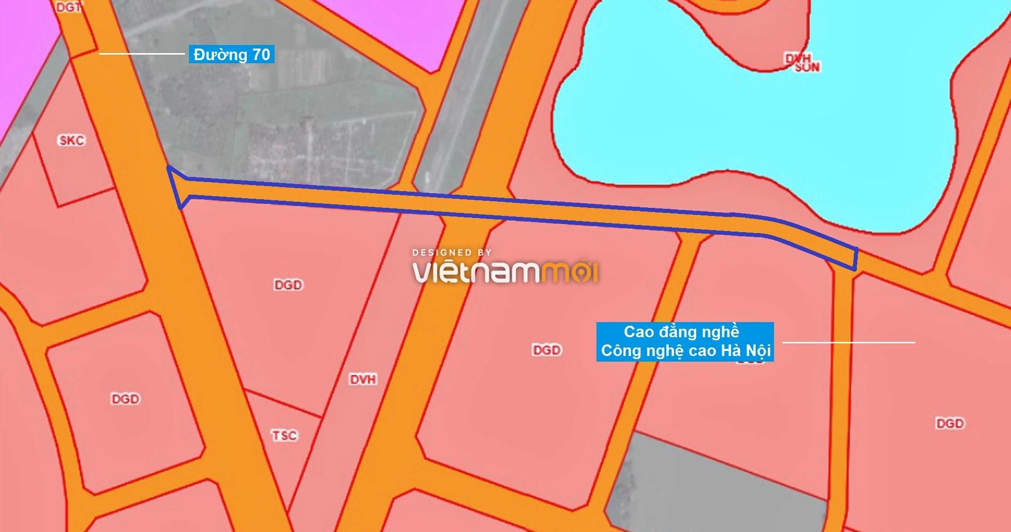 Những khu đất sắp thu hồi để mở đường ở phường Tây Mỗ, Nam Từ Liêm, Hà Nội (phần 3) - Ảnh 6.