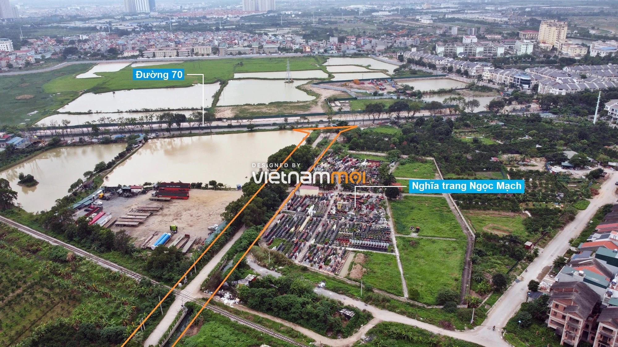 Những khu đất sắp thu hồi để mở đường ở phường Tây Mỗ, Nam Từ Liêm, Hà Nội (phần 3) - Ảnh 8.