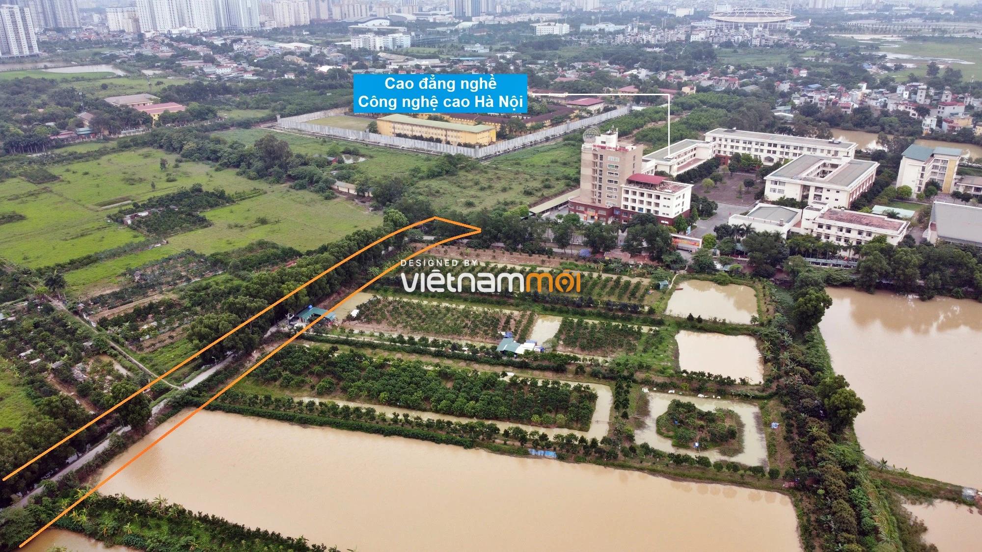 Những khu đất sắp thu hồi để mở đường ở phường Tây Mỗ, Nam Từ Liêm, Hà Nội (phần 3) - Ảnh 10.