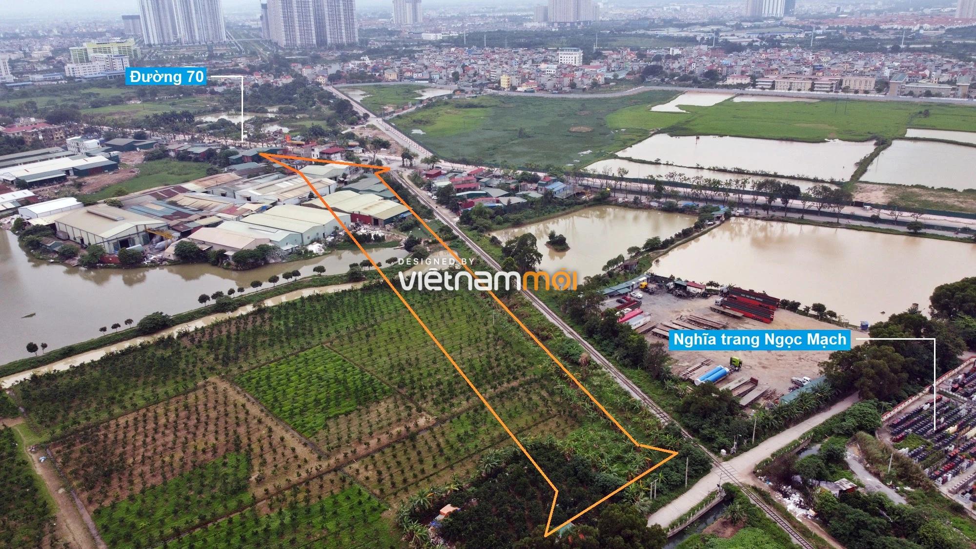 Những khu đất sắp thu hồi để mở đường ở phường Tây Mỗ, Nam Từ Liêm, Hà Nội (phần 3) - Ảnh 14.