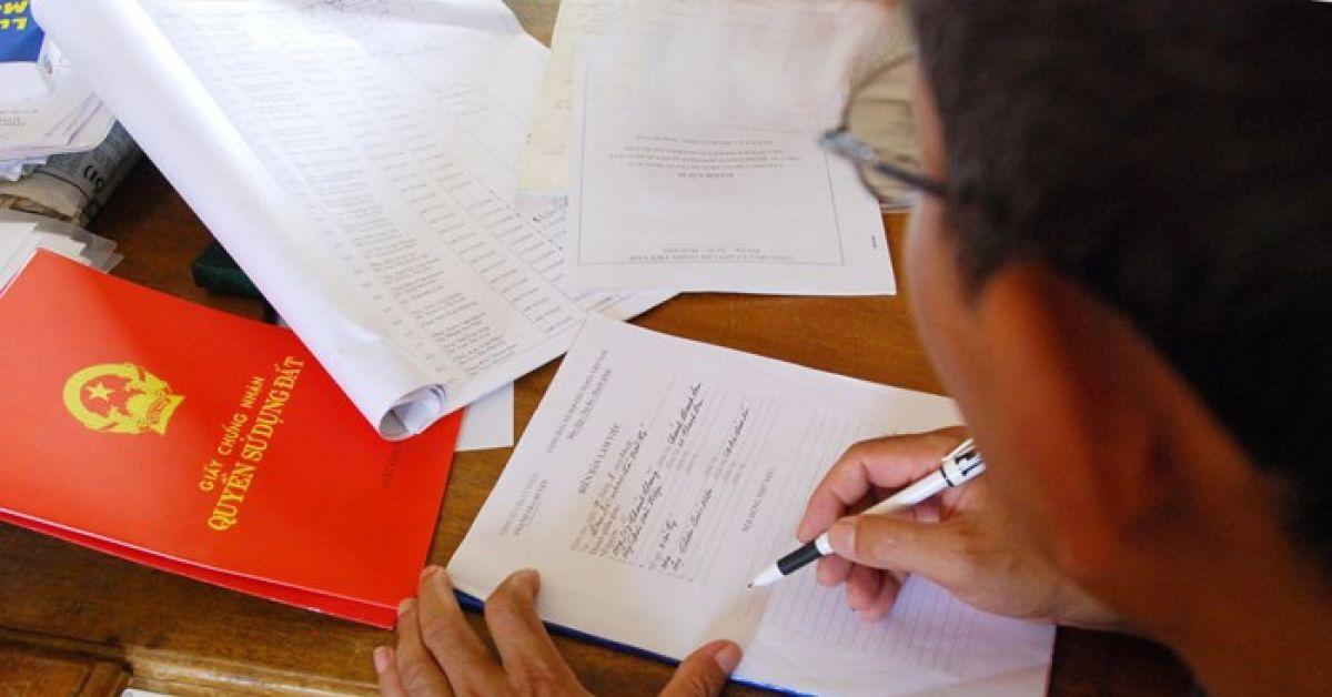 Tham khảo mẫu đơn xin gia hạn sử dụng đất chuẩn xác nhất - Ảnh 2.