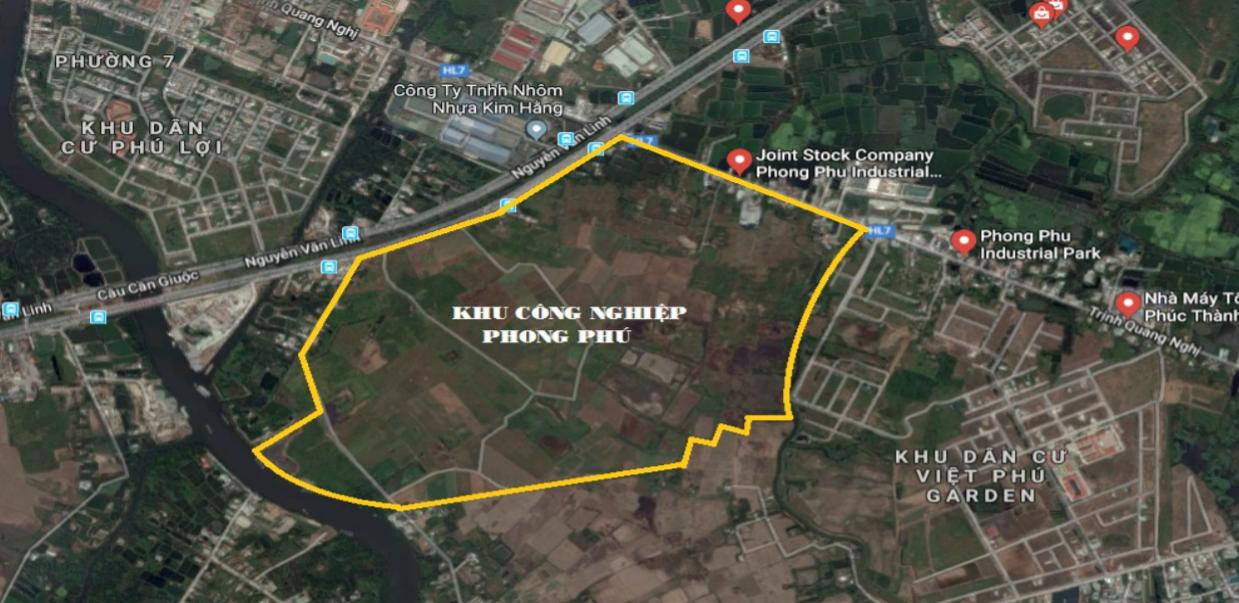 Chủ tịch Sacombank thông tin về việc xử lý KCN Phong Phú - Ảnh 3.