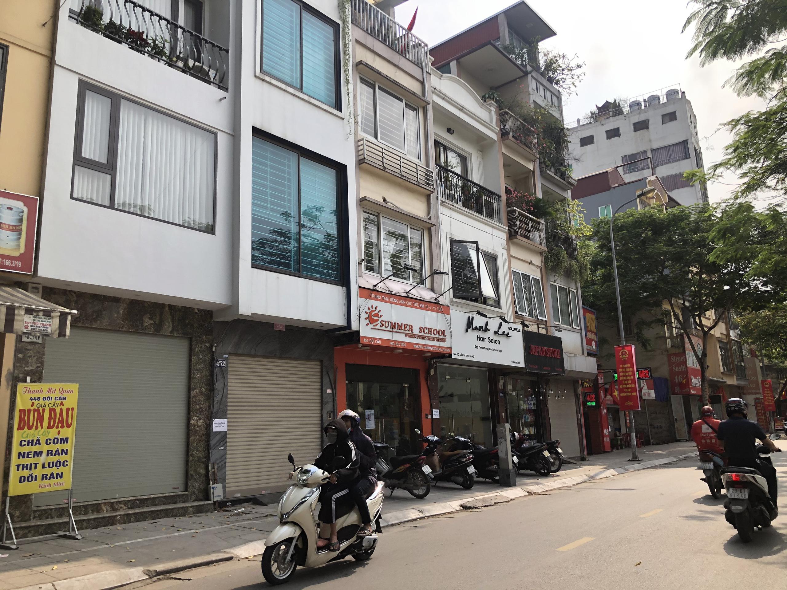Những khu đất sắp thu hồi ở phường Cống Vị, quận Ba Đình (phần 2): Mở rộng phố Phan Kế Bính và phố Đội Cấn - Ảnh 21.