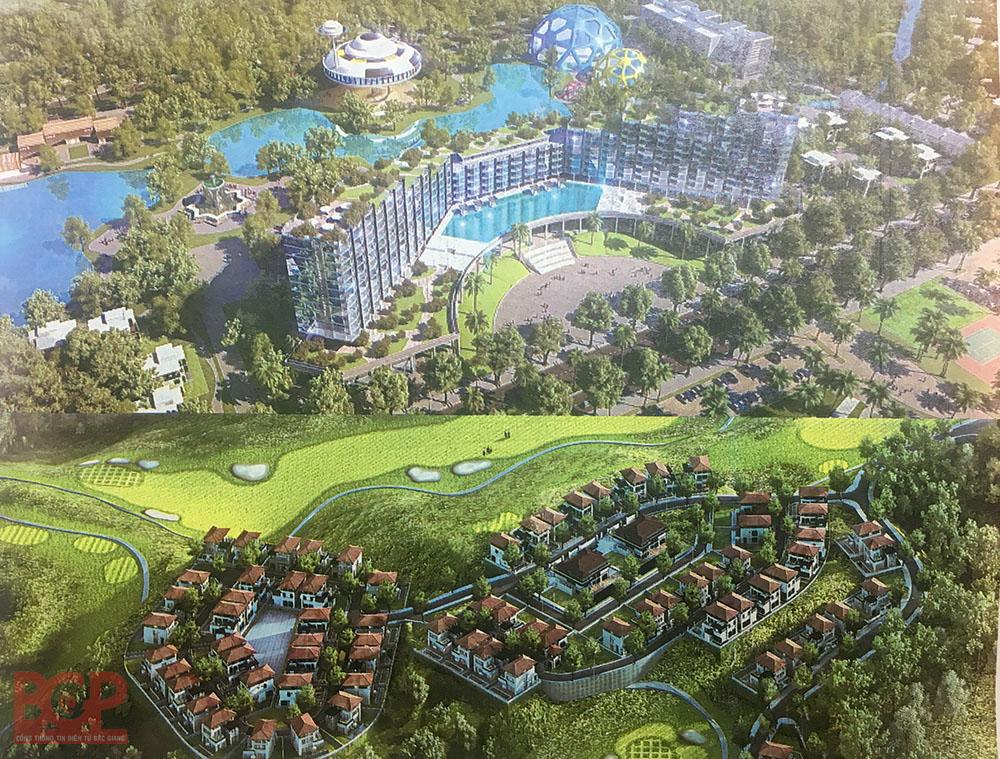 Bắc Giang duyệt quy hoạch phân khu KĐT gần 900 ha của FLC  - Ảnh 1.