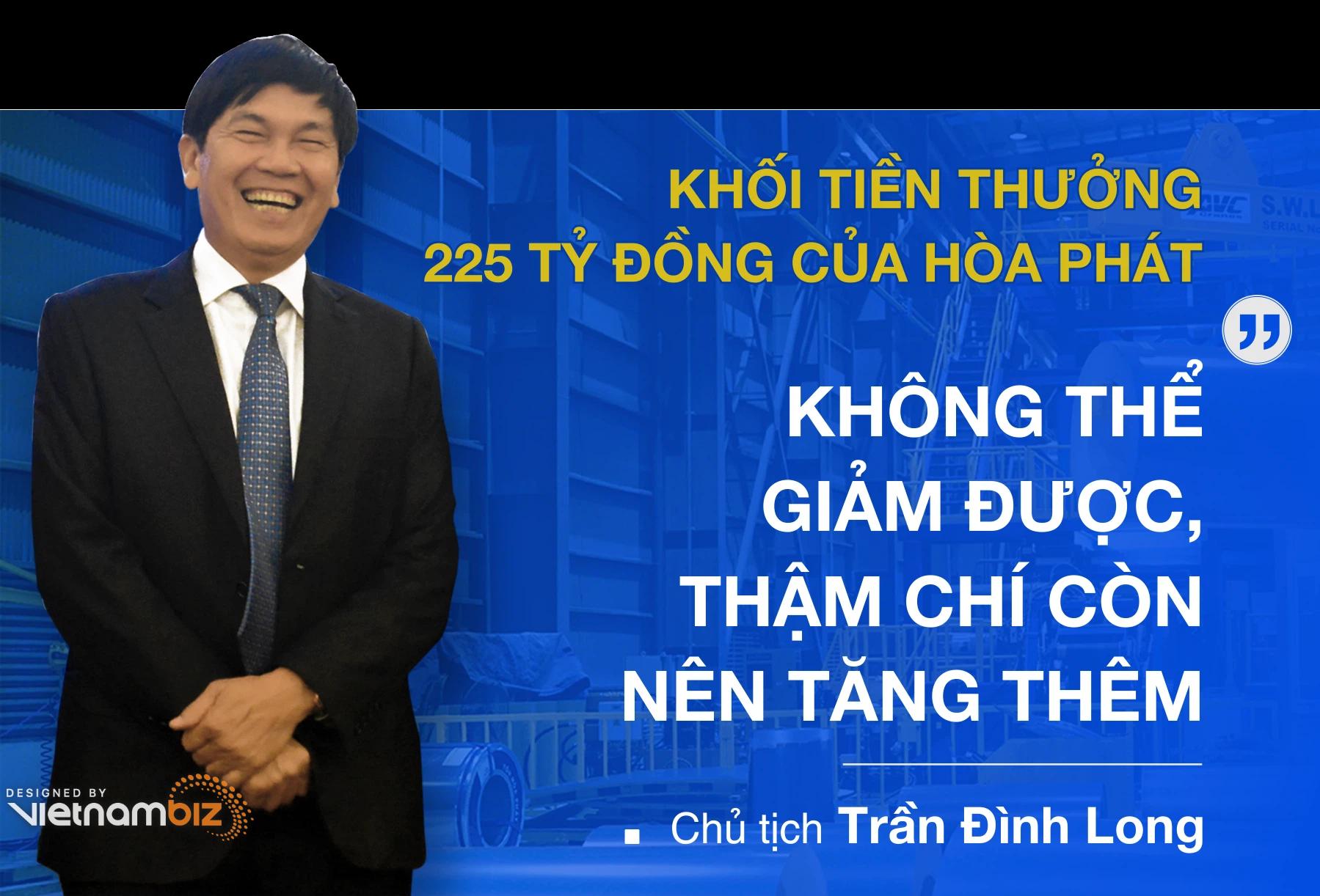 Sếp lớn Hòa Phát phân trần về khối tiền thưởng 225 tỷ đồng - Ảnh 3.