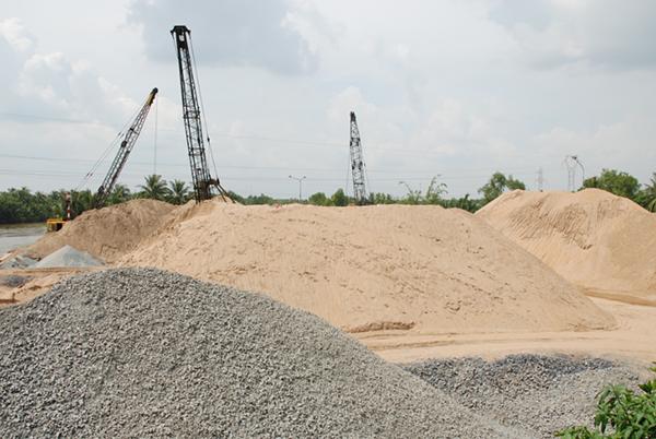 Giá vật liệu xây dựng tại Đà Nẵng quý I/2021 - Ảnh 1.