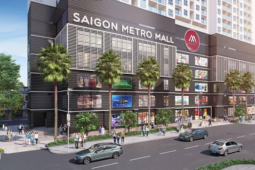 Danh Khôi mắc kẹt 90 tỷ tại dự án Saigon Metro Mall