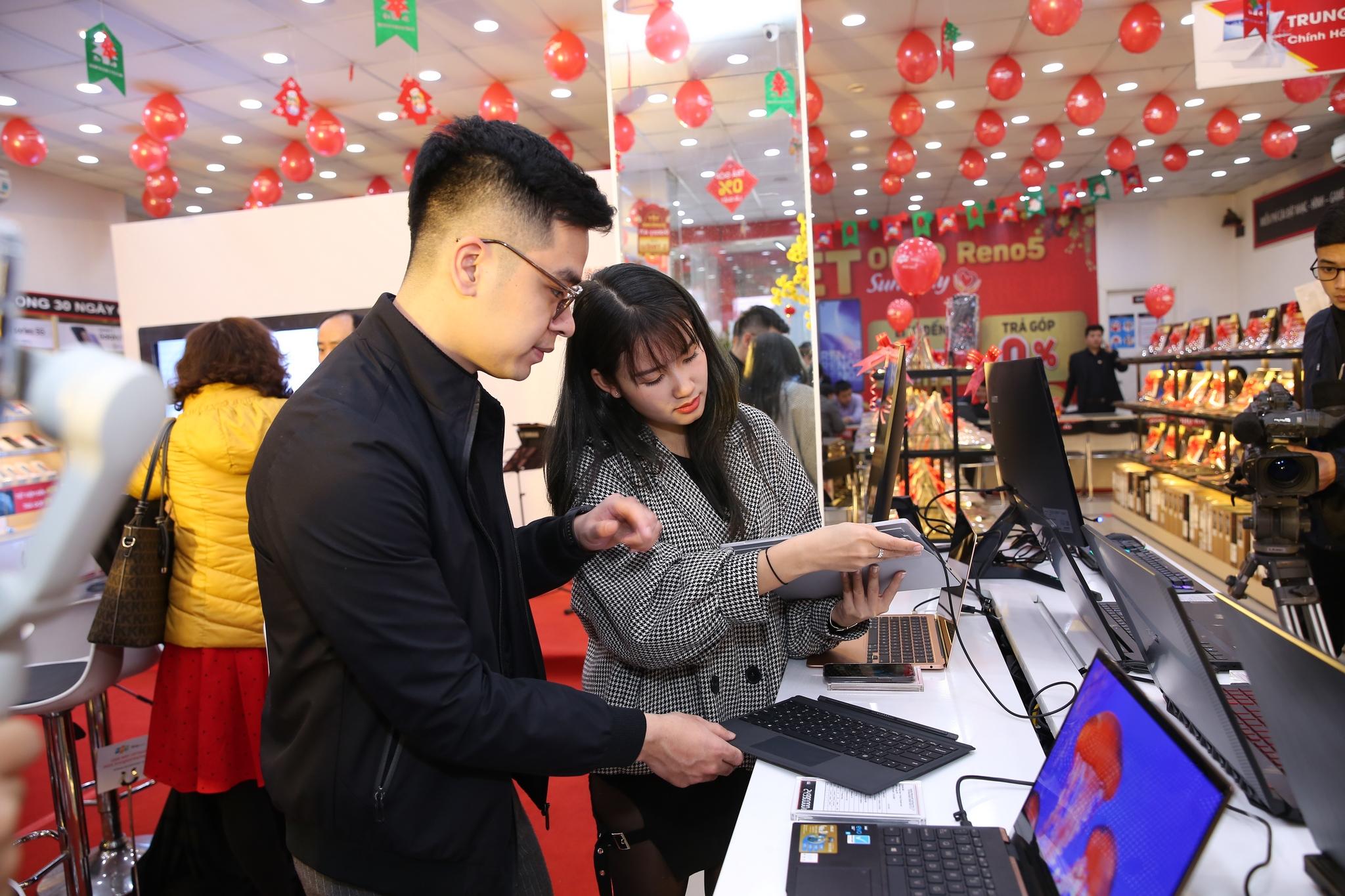 Bán lẻ công nghệ mở rộng hệ sinh thái laptop, người dùng dễ dàng chọn mua cho mọi nhu cầu - Ảnh 3.