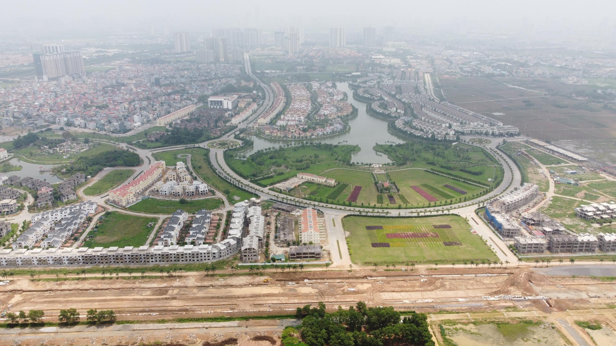 Dấu hỏi năng lực tài chính chủ đầu tư dự án Nam An Khánh mở rộng - Ảnh 1.