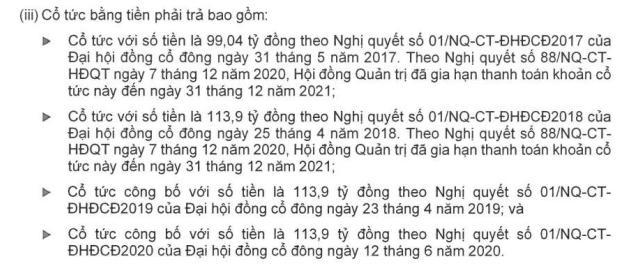 Dấu hỏi năng lực tài chính để Sudico làm Nam An Khánh mở rộng khi đang nợ cổ tức nhiều năm - Ảnh 3.