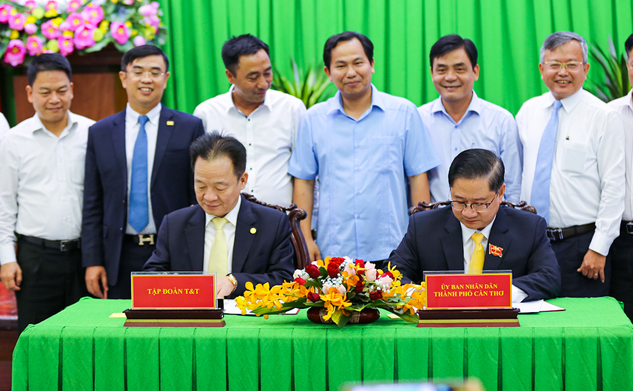 T&T Group hợp tác chiến lược với TP Cần Thơ, đề xuất đầu tư nhiều dự án lớn - Ảnh 2.