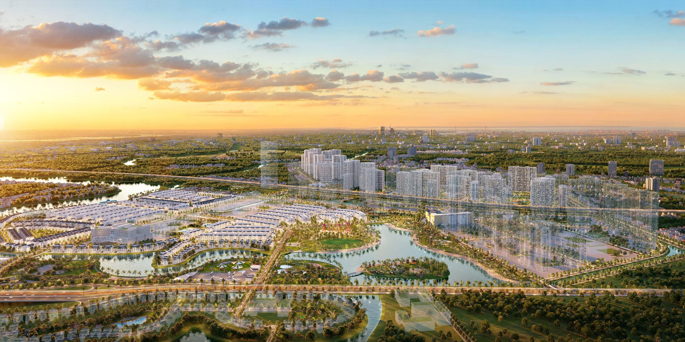 Hơn 25% giá trị tài sản Vinhomes tập trung tại các đại dự án Grand Park, Long Beach Cần Giờ... - Ảnh 1.