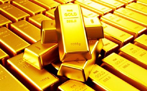 Giá vàng hôm nay 28/4: Vàng miếng SJC giảm khi chỉ số USD tăng trở lại - Ảnh 1.