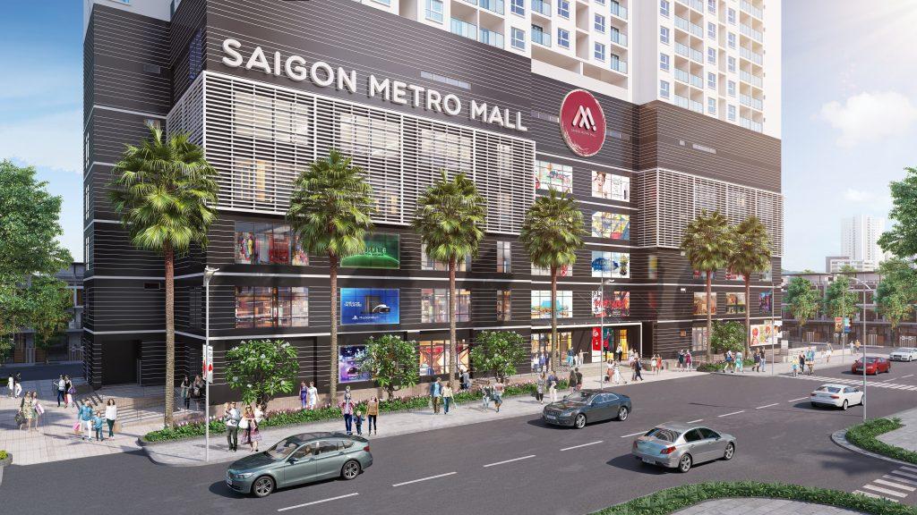 Tập đoàn Danh Khôi 'kẹt' 90 tỷ đồng tại dự án Saigon Metro Mail - Ảnh 1.