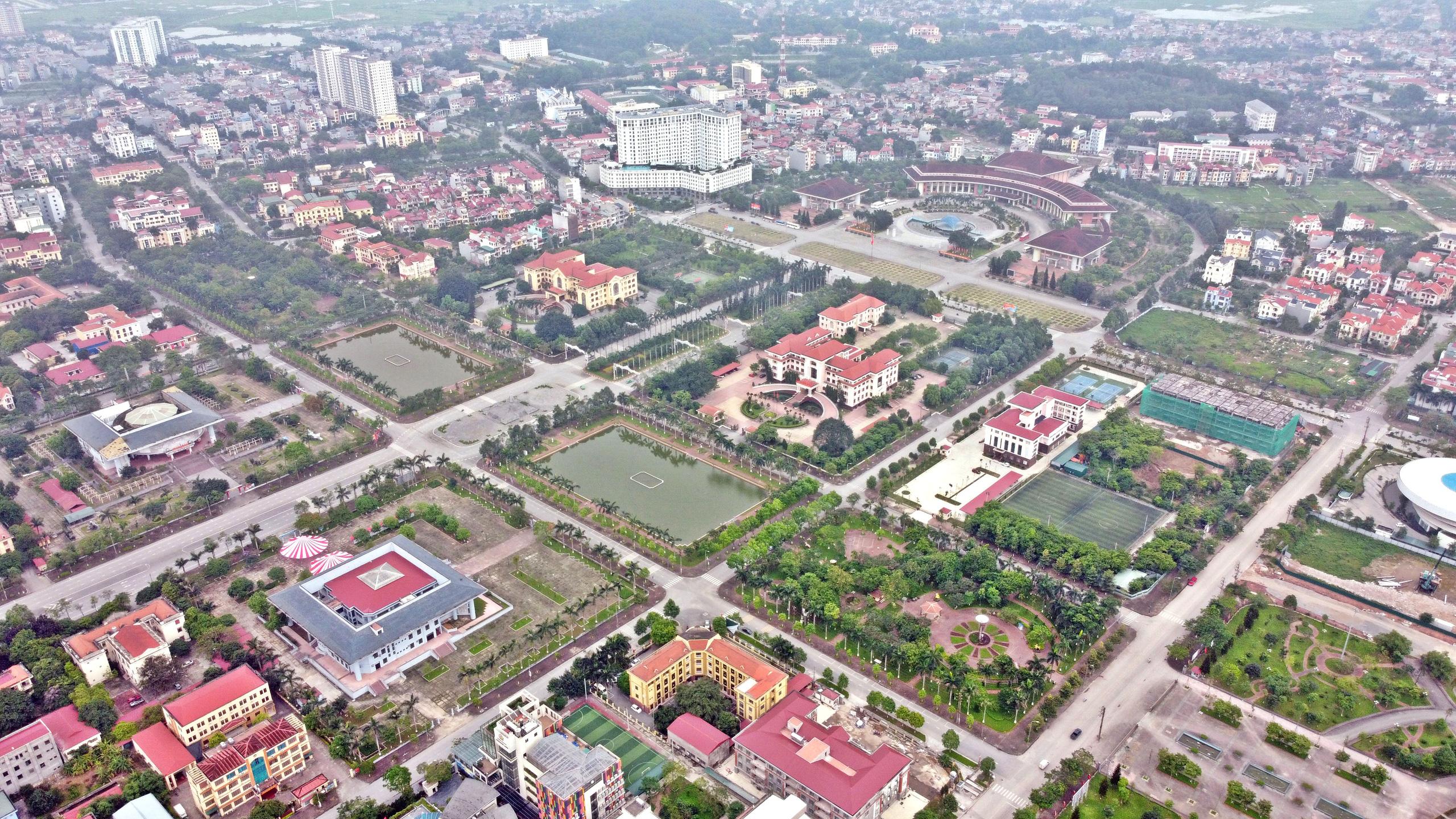 Toàn cảnh Bắc Ninh trước khi lên thành phố trực thuộc trung ương - Ảnh 1.