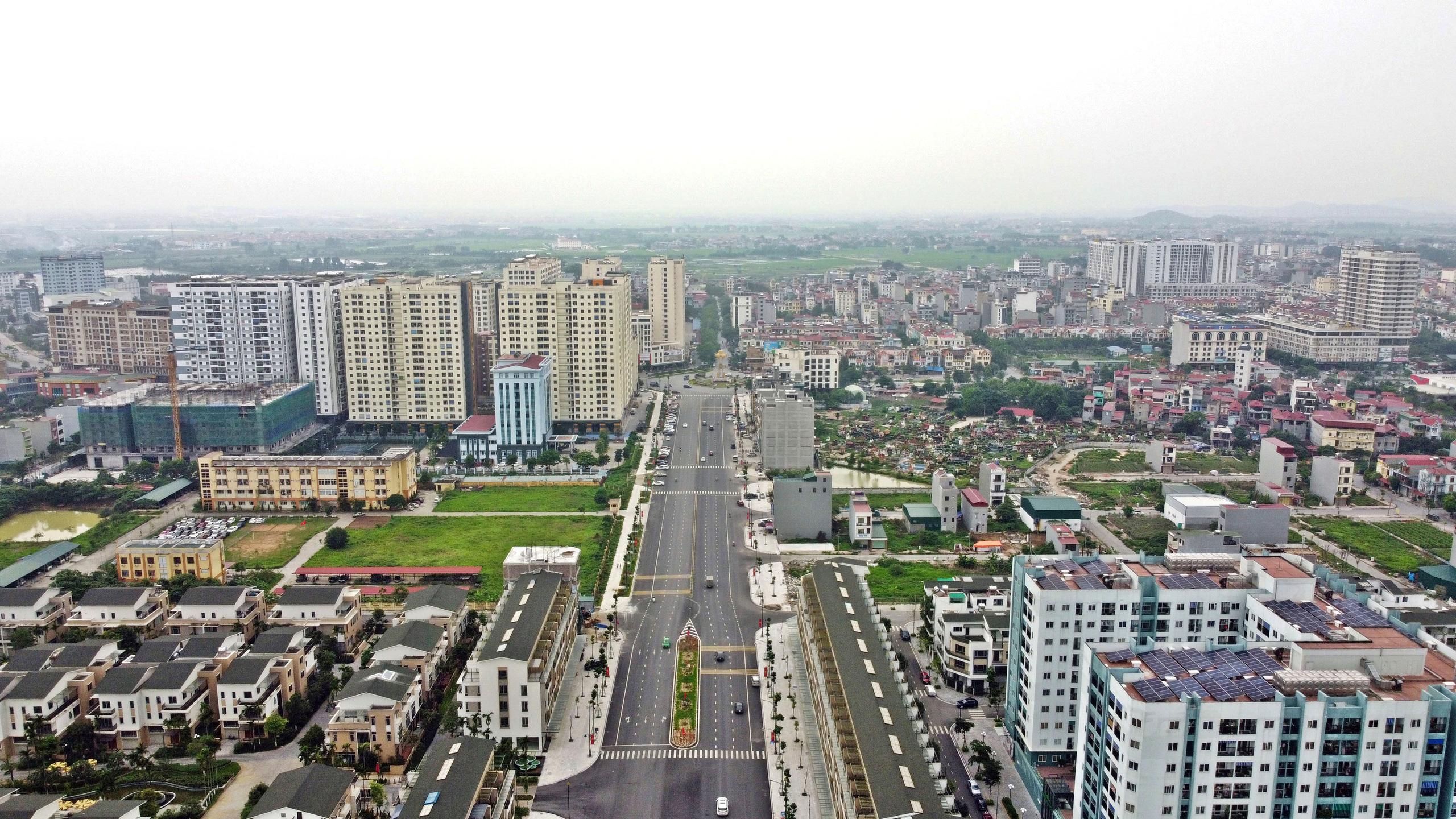 Toàn cảnh Bắc Ninh trước khi lên thành phố trực thuộc trung ương - Ảnh 12.