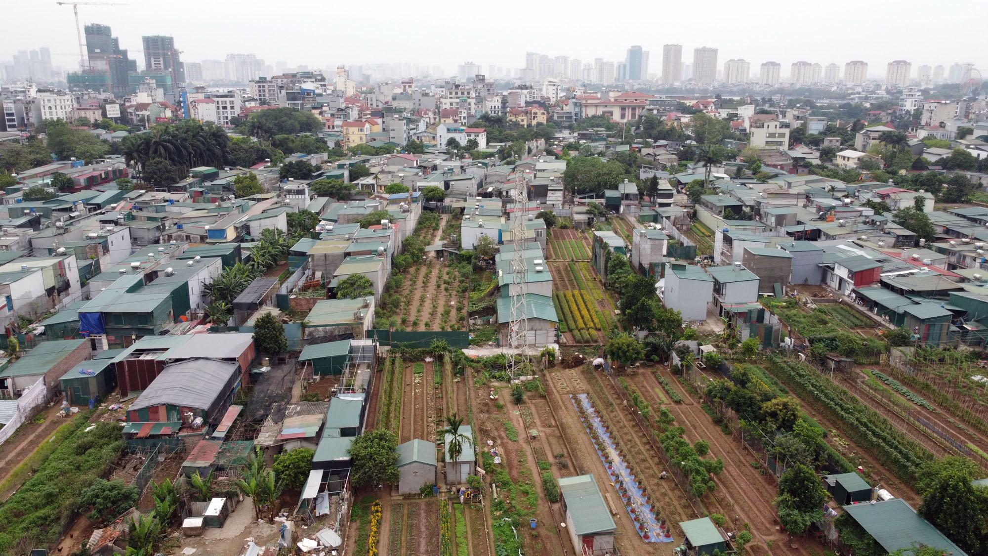 Hà Nội yêu cầu xử lý dứt điểm vi phạm trên đất nông nghiệp, đất lấn chiếm ngay khi phát sinh - Ảnh 1.