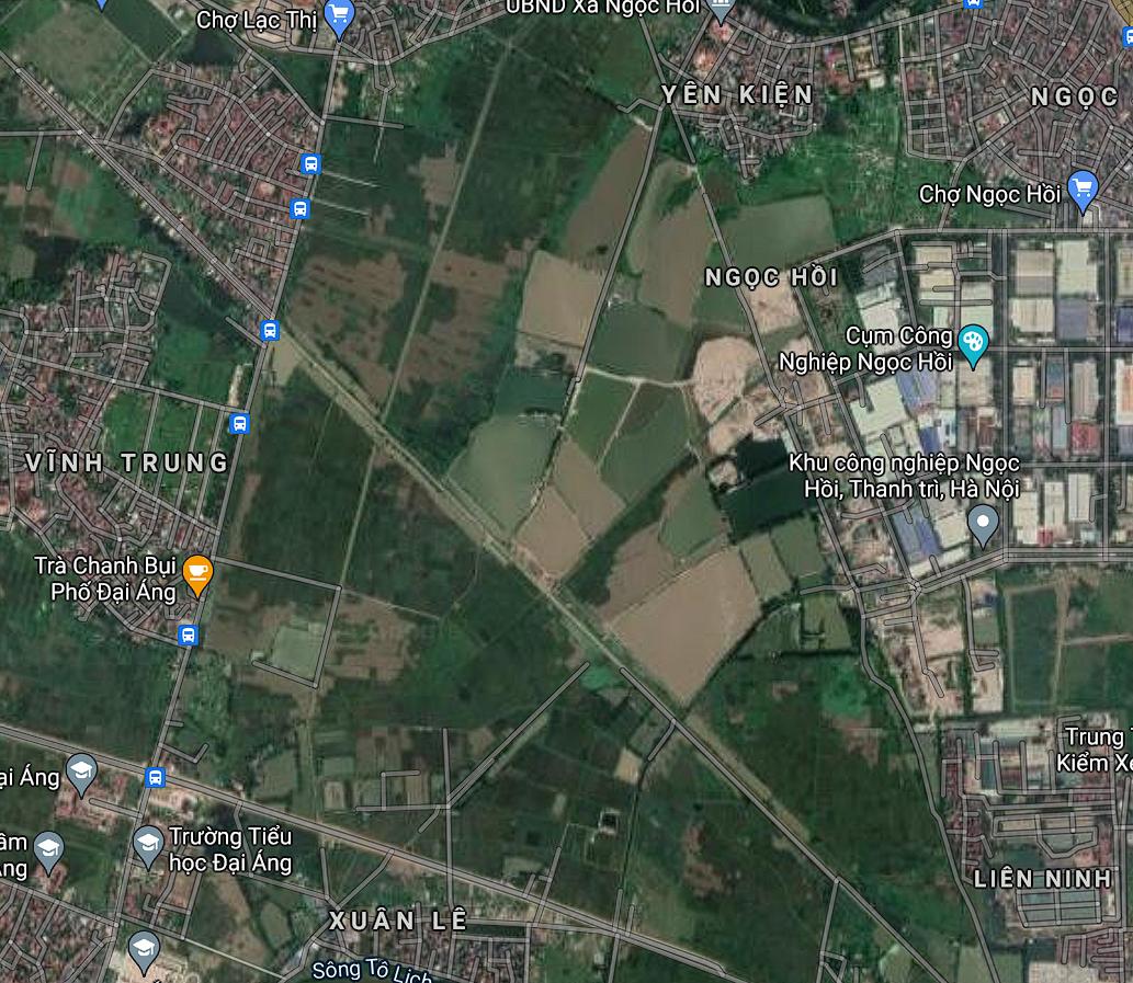 Đường sẽ mở ở huyện Thanh Trì, Hà Nội - Ảnh 2.