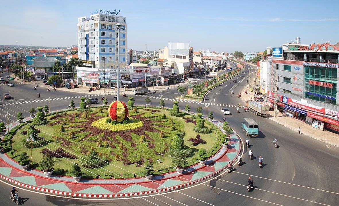 Sẽ có khu dân cư hơn 45 ha tại huyện Hớn Quản - Ảnh 1.