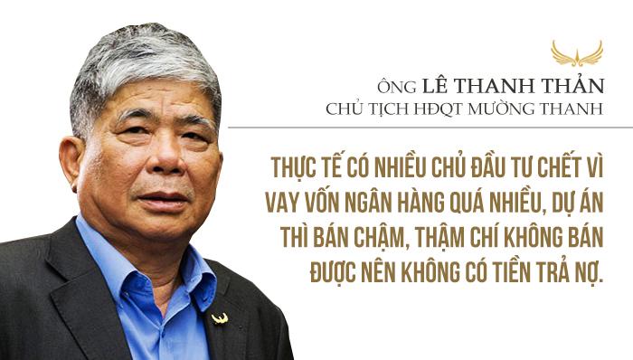Chuyện kinh doanh của 'đại gia điếu cày' Lê Thanh Thản - Ảnh 1.