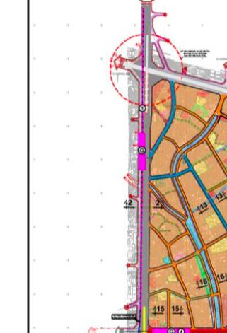 Bản đồ quy hoạch giao thông quận Thanh Xuân, Hà Nội - Ảnh 4.