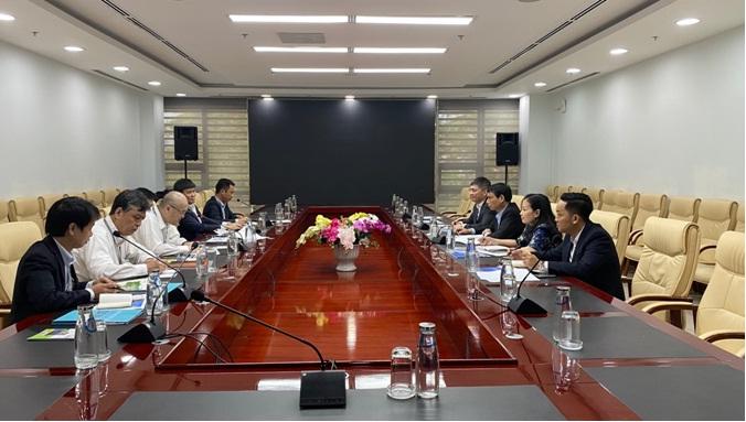 Tập đoàn Maeda Nhật Bản nghiên cứu đầu tư hạ tầng khu công nghiệp Đà Nẵng - Ảnh 1.